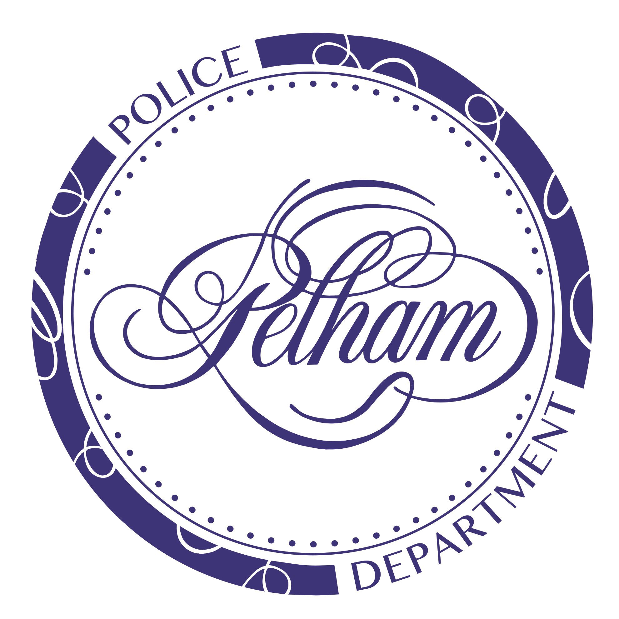 Police Department Pelham logo
