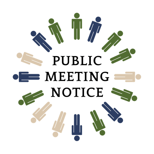 Public Meeting Notice