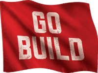 go build logo