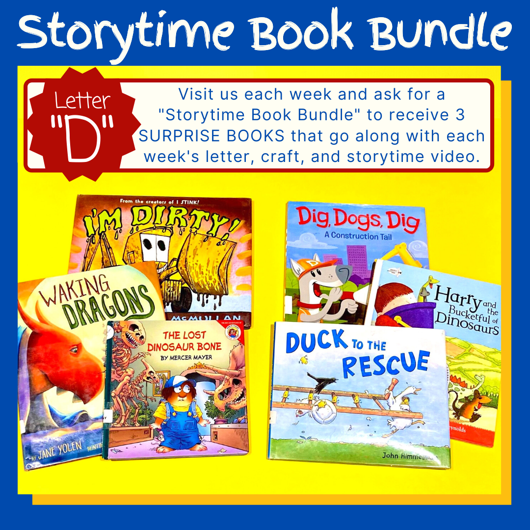 Storytime Book Bundle D