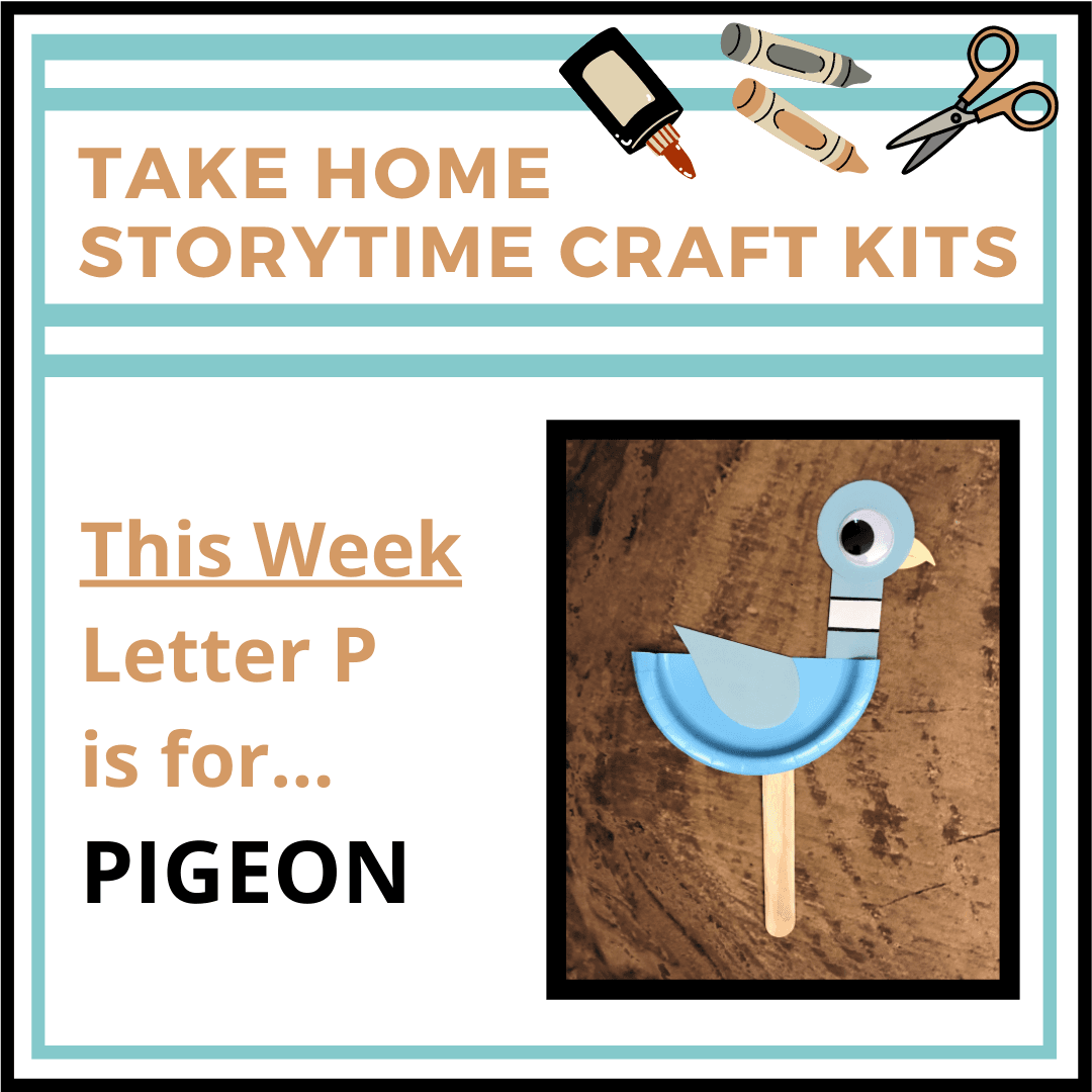 Letter P Craft