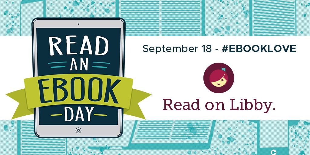 September 18 is read an electronic book day